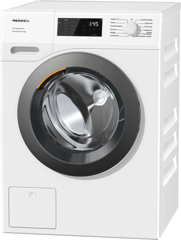 Miele Wasmachine WED335WPS Image