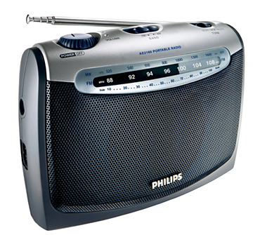 Radio Philips AE2160 Image